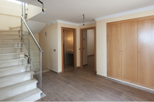 Corridor im Erdgeschoss