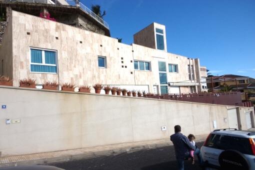 Fantastische Villa mit Panoramablick über Santa Cruz de Tenerife