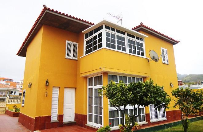 Villa in Tegueste mit Meerblick und riesiger Garage