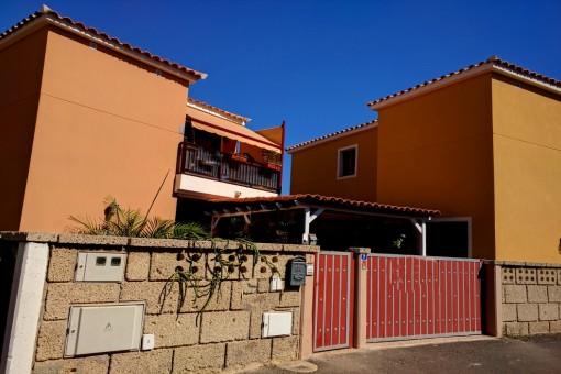 Freistehendes Einfamilienhaus in zentraler Lage nahe Los Cristianos