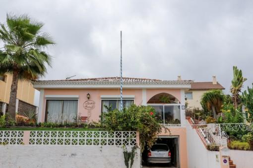 Villa mit vier Schlafzimmern nahe dem Taoropark in ruhiger Sackgasse