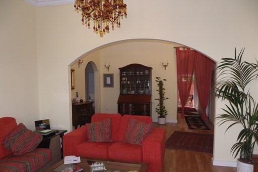Das Zentrum des Hauses