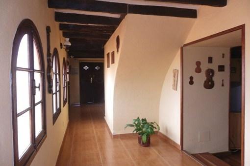 Einladender Flur und Eingangsbereich