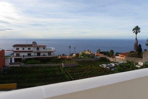 Der herrliche Ausblick von der Terrasse