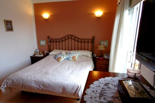 Luminous Bedroom