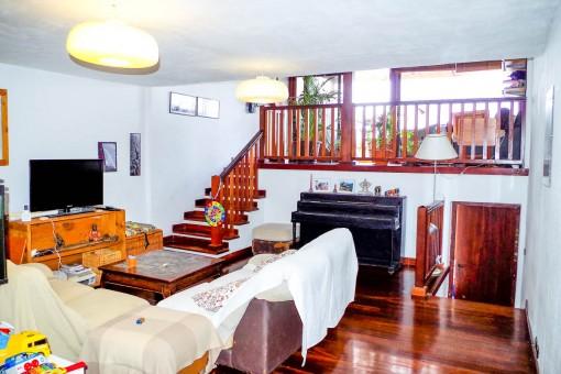 Geräumiges Reihenhaus mit 3 Schlafzimmern in direkter Strandlage mit Doppelgarage und Einbauküche in la Tejita