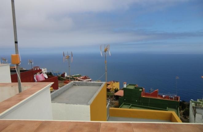 Wunderschöner Ausblick auf den Atlantik