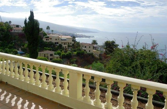 La Quinta, Santa Úrsula: Möblierte Appartements mit großer Terrasse und Pool nahe Puerto de la Cruz