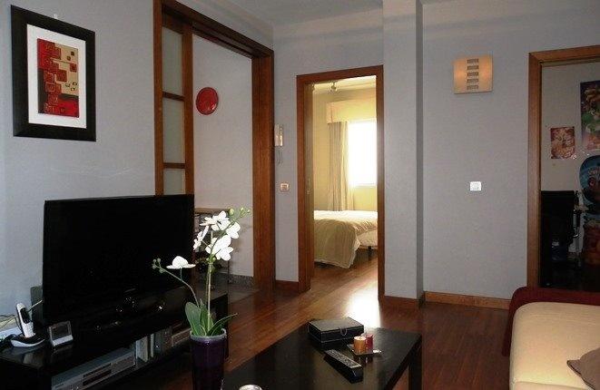 Gemütliche renovierte Wohnung mit 2 Schlafzimmern im Herzen von Santa Cruz de <br /> <br /> Tenerife
