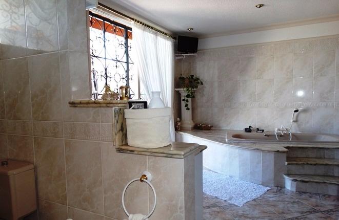 Ein besonderes Badezimmer zum Wohlfühlen