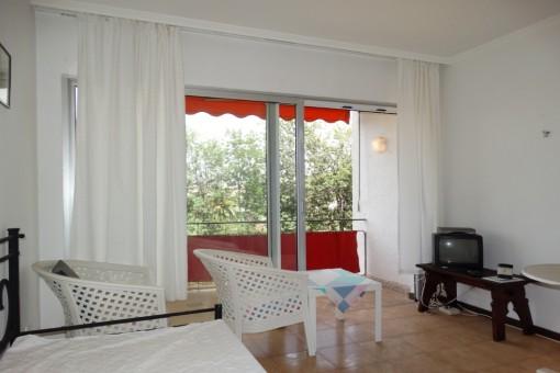Schönes Studio in Puerto de la Cruz mit großen Sonnenterrassen und Swimmingpool