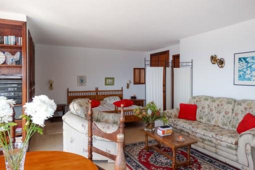 Mögliches Gästezimmer