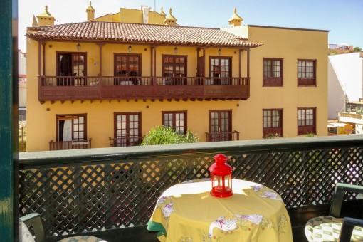 Helles Apartment in bester zentraler Lage von Puerto de la Cruz