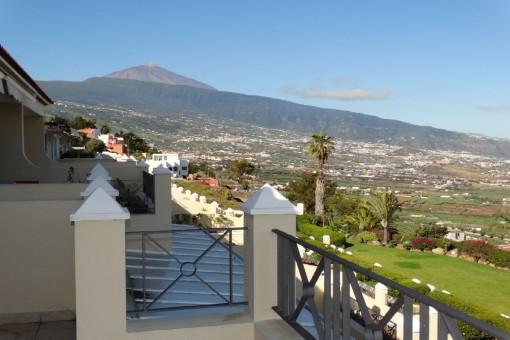 Schöne Wohnung In Santa Ursula Mit Swimmingpool Und Blick Auf