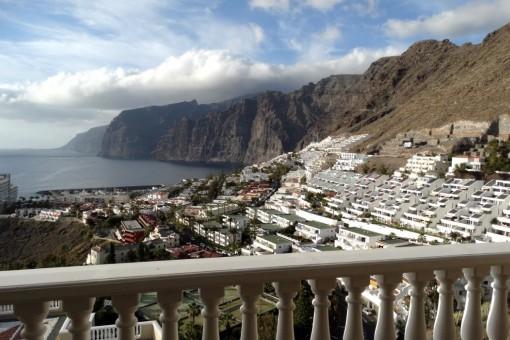 Erstaunliche Panoramablicke