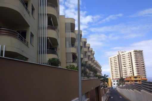 2 Schlafzimmer Apartment in Sol Paraiso Komplex mit Pool Meer und Berge Blick in Playa Paraiso