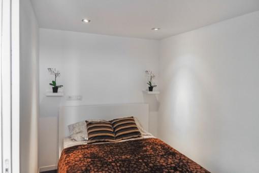 Alternativer Anblick vom Schlafzimmer