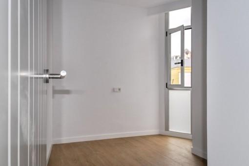 Alternative Ansicht vom zweiten Schlafzimmer