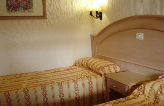 Das separate Doppelbett