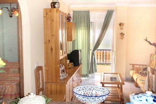 Gemütliches Apartment mit Balkon in Las Galletas