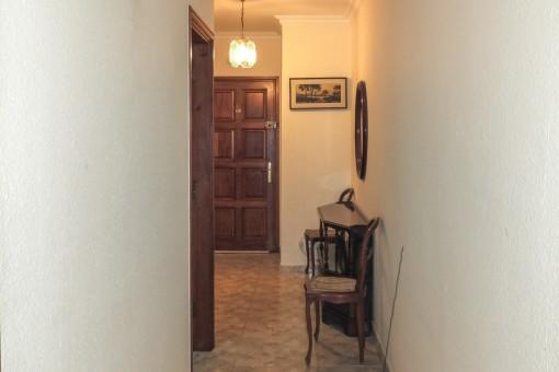 Geräumige 4-Zimmer Wohnung in erster Etage in Puerto de la Cruz