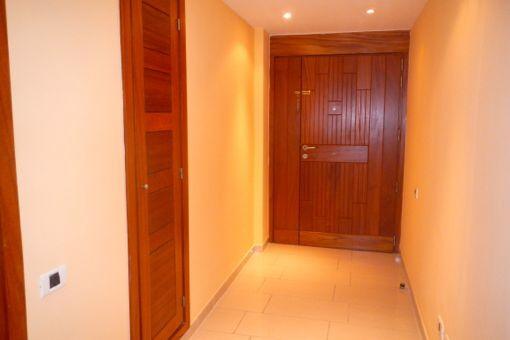 Eingang der Wohnung