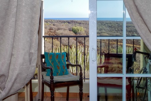Weitere Terrasse mit Meerblick