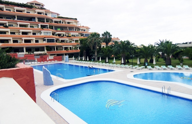 Helles Apartment nähe Playa Jardín