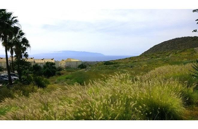 Grundstück in Chayofa