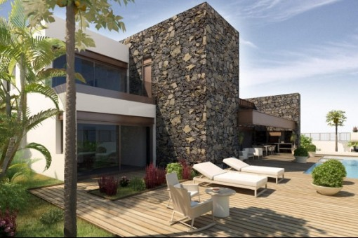 Exclusives Villaprojekt