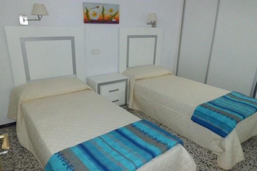Eines von insgesamt 14 Schlafzimmern