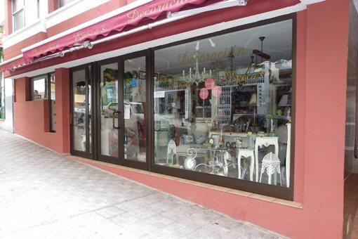Großes Geschäftslokal mit Wohnung im Zentrum von Puerto de la Cruz