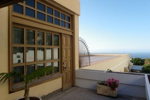 Günstiges Geschäftslokal mit vielen Extras in bester Lage am Meer in La Matanza de Acentejo