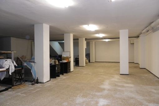 Geräumiges Untergeschoss