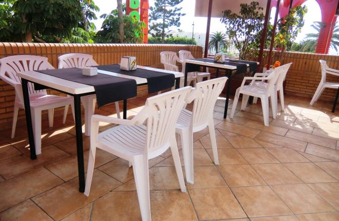 Tolle Gelegenheit: Lokal mit großer Terrasse für mindestens 50 Sitzplätze in Costa Adeje