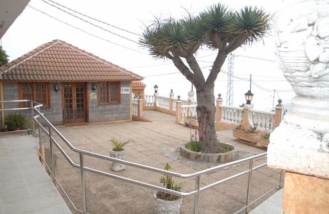 Ländliches Hotel mit Restaurant in Aguamansa