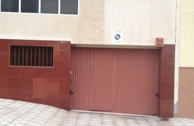 Garagenstellplatz im Zentrum von Santa Cruz de Tenerife