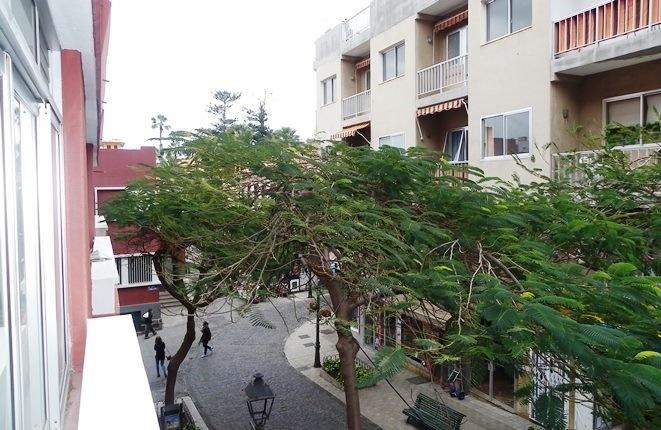 Ruhig gelegene Wohnung mit zwei Schlafzimmern im Herzen von Puerto de la Cruz