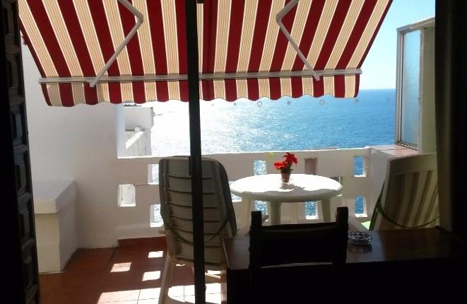 Zu vermieten: Schöne Wohnung mit herrlichem Blick in der Nähe von Puerto de la Cruz