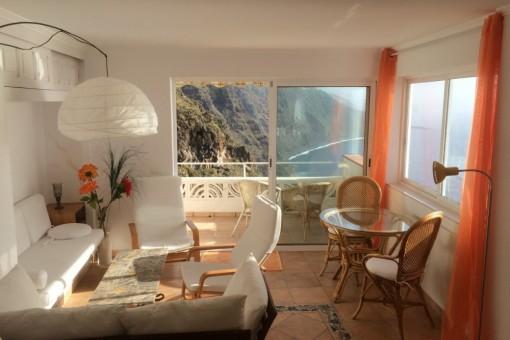 Entzückende Wohnung in Tacoronte - im Norden Teneriffas