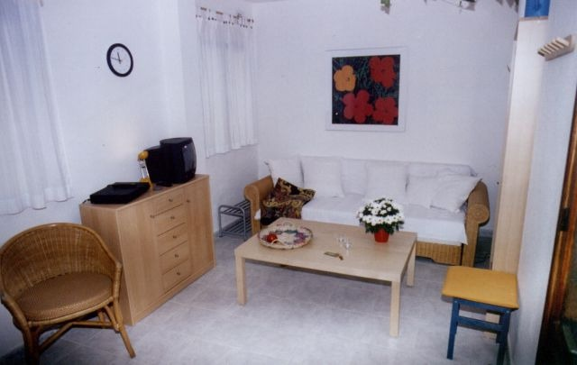 Gemütliche Wohnung im Erdgeschoss mit Patio