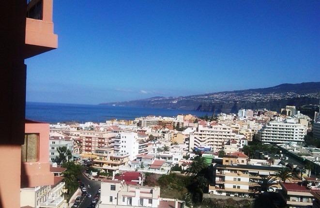 Zauberhaftes Apartment direkt am Playa Jardin