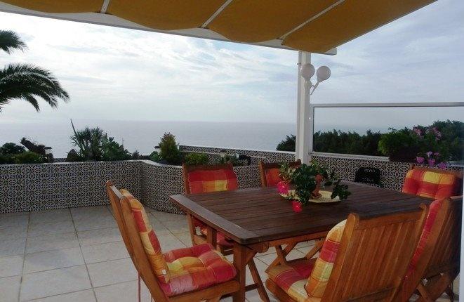 Stilvolle Wohnung mit Meerblick und viel Platz in La Matanza de Acentejo