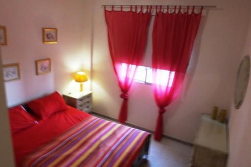 Sehr gepflegte Wohnung mit 3 Schlafzimmer für bis zu 5 Personen in Santa Cruz
