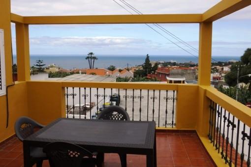 Sehr schöne, großzügige Wohnung mit 3 Schlafzimmern  in Puerto de la Cruz