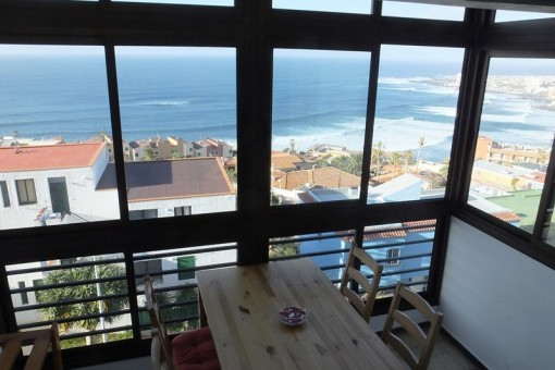 Bezauberndes Apartment mit atemberaubenden Meerblick