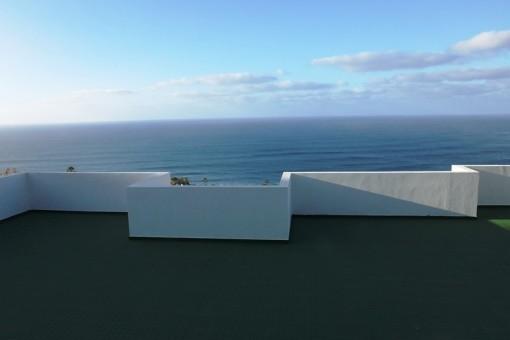 Zweite Terrasse