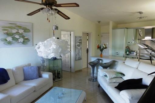 Exklusiver 3-Zimmer-Bungalow am Amarilla Golfplatz im Süden von Teneriffa mit beheiztem Pool und großer Terrasse