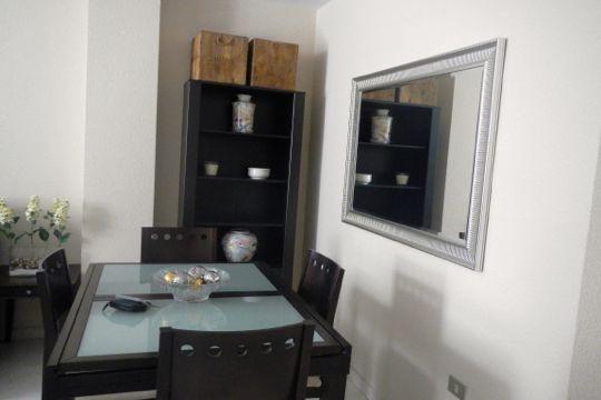Geräumige, helle Wohnung in einer ruhiger Lage im Stadtzentrum von Santa Cruz